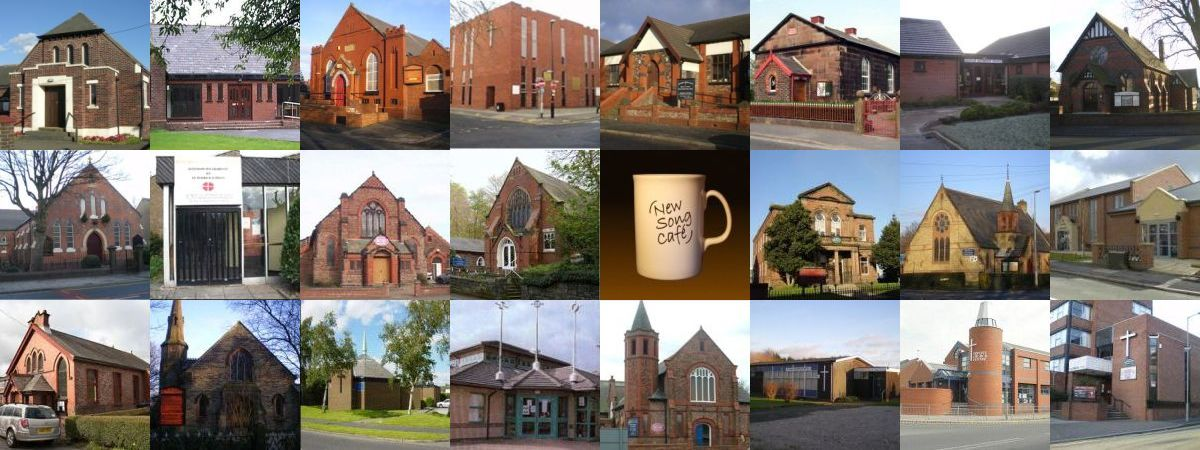Serving 24 Churches in the North West of England