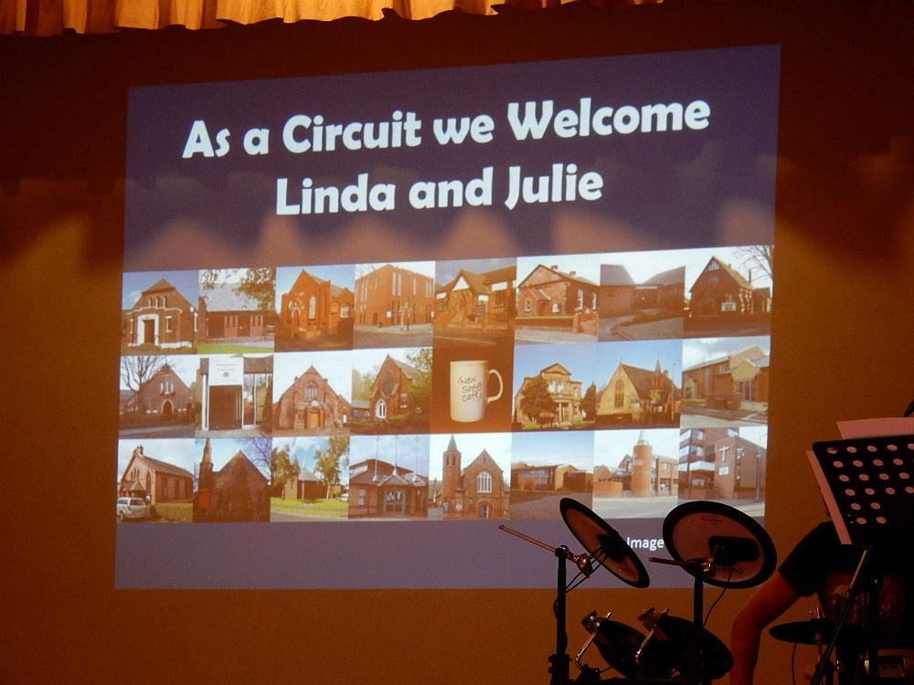 Circuit Welcome to Linda & Julie